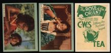 Collectible Vintage Cards game Snap by C.W.S.